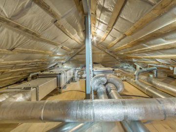 Ventilation and Duct Work