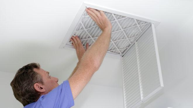 MERV HVAC FILTER RATINGS