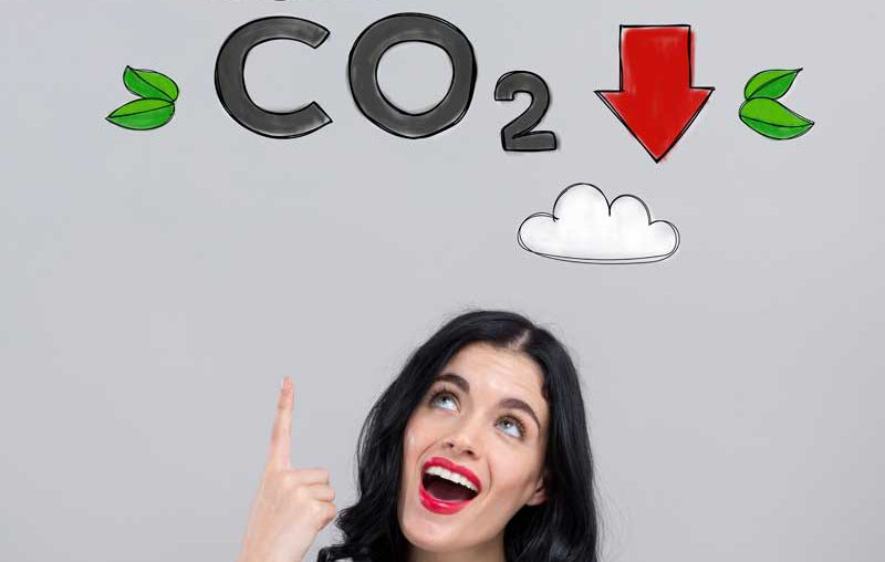 Tips on How to Lower CO2 in Your Home